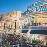 Shopping mall in Huahin