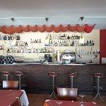 Interior del Restaurantee