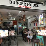Foto de Burger House Kata Beach
