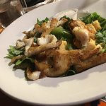 Grouper Caesar Salad