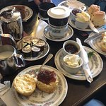 The Village Tea Rooms: all at the Village Tearooms