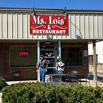 Exterior of Ms. Lois'