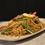 Thai Beef Fried Noodles