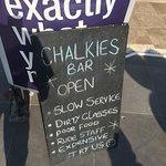 Foto van Chalkies Bar