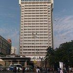Taj Hotel near nariman point