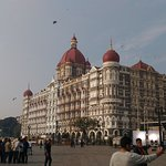 Famous Taj hotel