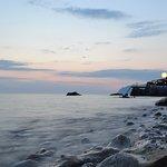 Foto van Black Rocks Seaside Restaurant Bar