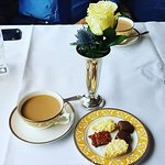 Coffee and Tea with Petit Fours