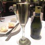 Proseco Wine, Massimo's, Fremont, CA