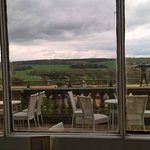 View from the Terrace cafe