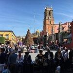 Perroquia San Miguel de Allende
