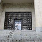 House of European History, Entrance
