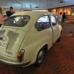 House of European History, car from history
