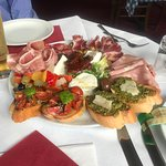 Foto van Il Vesuvio Restaurant