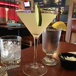 My key lime martini