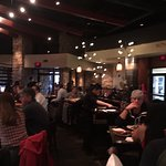 Bar and Dining area at PF Chang's Tysons Galleria.