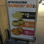 Dunkin' Donutsの写真