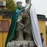 Madam White Snake and her maid Green Snake