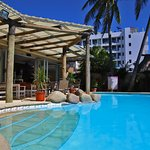 Enjoy the coolness of our pool