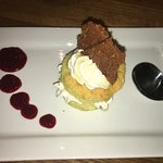 Olive Oil Cake (Not on the menu but a special kitchen creation that evening)... Wow!!