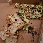 Zdjęcie Veggie Pizza