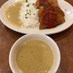 very tasty kubay sawar lunch entree and niskena soup