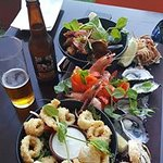 Famous Seafood Board - Fresh Locally Sourced