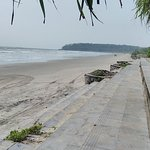 Foto de Muzhappilangad Drive-in Beach