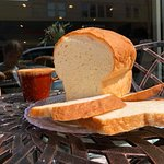 Yummy bread offerings