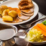 Parkers Sunday Tradition available every Sunday from 12:00 - 16:00