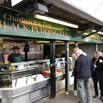 Black Pudding Stall