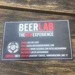 ภาพถ่ายของ Beer Lab