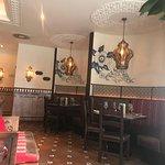 Bilde fra Cafe Andaluz