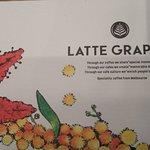 Latte Graphic Ebina照片
