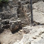 Megiddo  - The well outside the walls