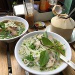 Bun Cha Vietnamese照片