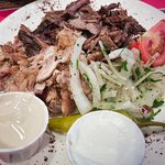 Mixed Shawarma