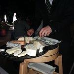 l'assiette des fromages