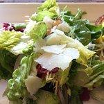 Very small salad