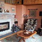 Lounge Balnabrachan Lodge