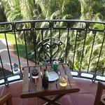 Balcony room 310