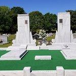 Hank Williams Memorial - Oakwood Annex Cemetery照片