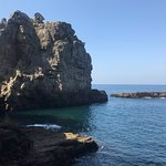 Photo of Sandambeki Rock Cliff