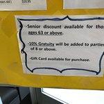 Very reasonable prices