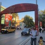 صورة فوتوغرافية لـ Bagdat Street