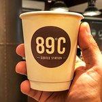 89ºC Coffee Station – fotografia