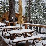 Rush Creek Lodge at Yosemite Foto
