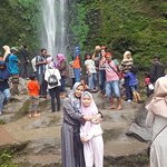 Coban Rondo Waterfall Photo