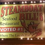 Foto van Steamboat Bill's