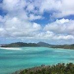 Whitehaven Beach resmi